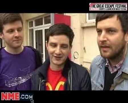 NME Video: Hot Club de Paris at The Great Escape Festival