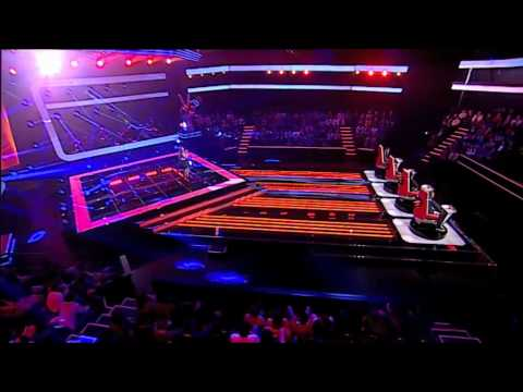 "Sofia Fortuna - ""Paris Ooh La La"" Nocturnals - Provas Cegas - The Voice Portugal - Season 2"