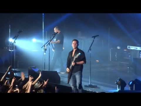 """Nickelback live """"Figured You Out"""" Zurich 10/11/13"""