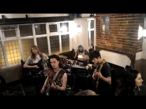 Kamensko - The Aggressor live @ The Mischief, Norwich