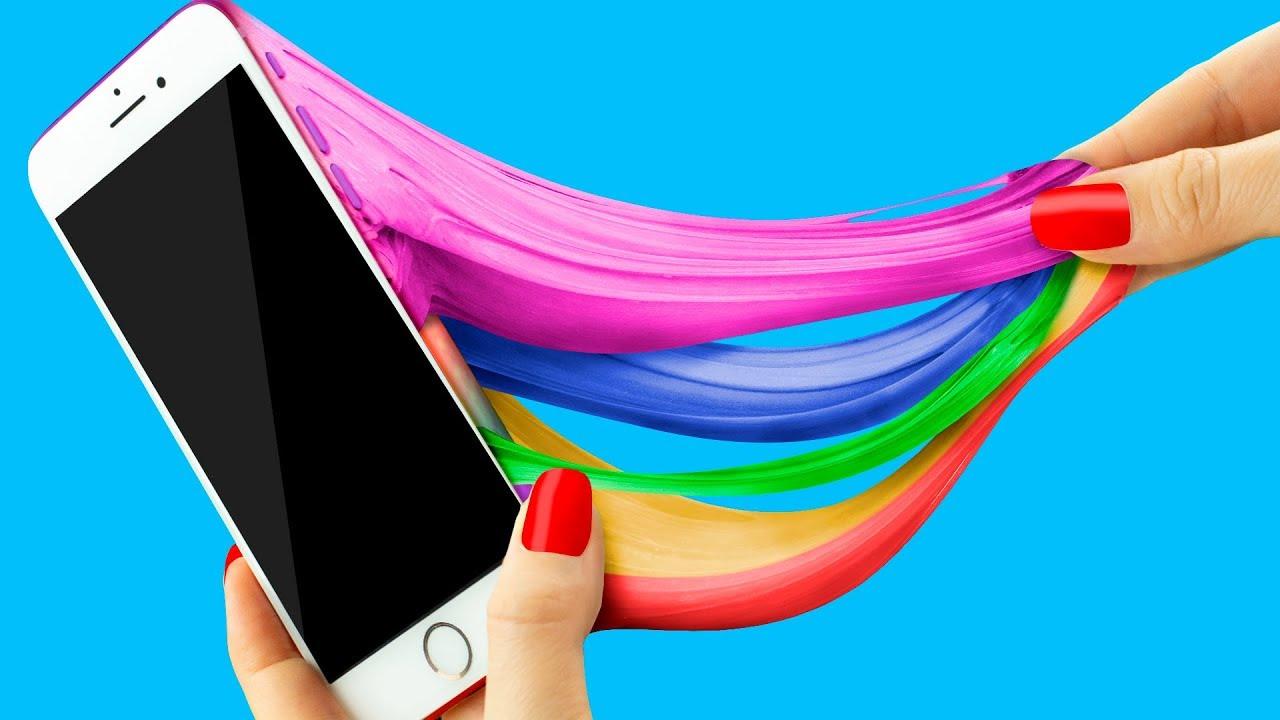 7 антистресс чехлов для телефона