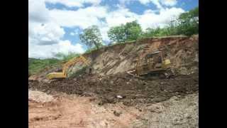 Recuperação Área Degradada - Fechamento Mina 3