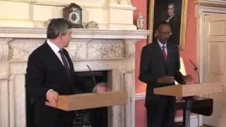 Kagame Press Conference