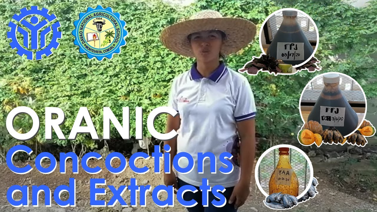 Download How to make ORGANIC CONCOCTIONS AND EXTRACTS