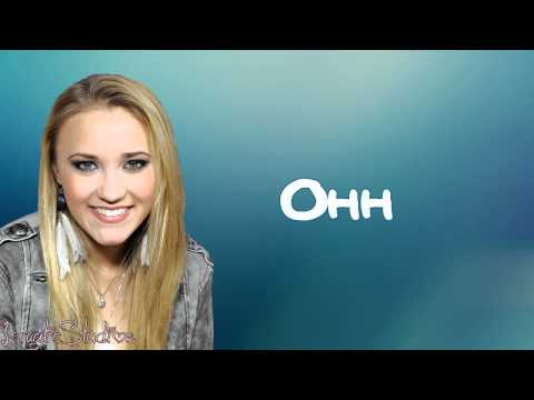 Emily Osment - Drift (Lyrics HD) New Song 2011