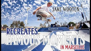Recreating A Few Of Marseille Bowl's Famous Moments with Jake Wooten