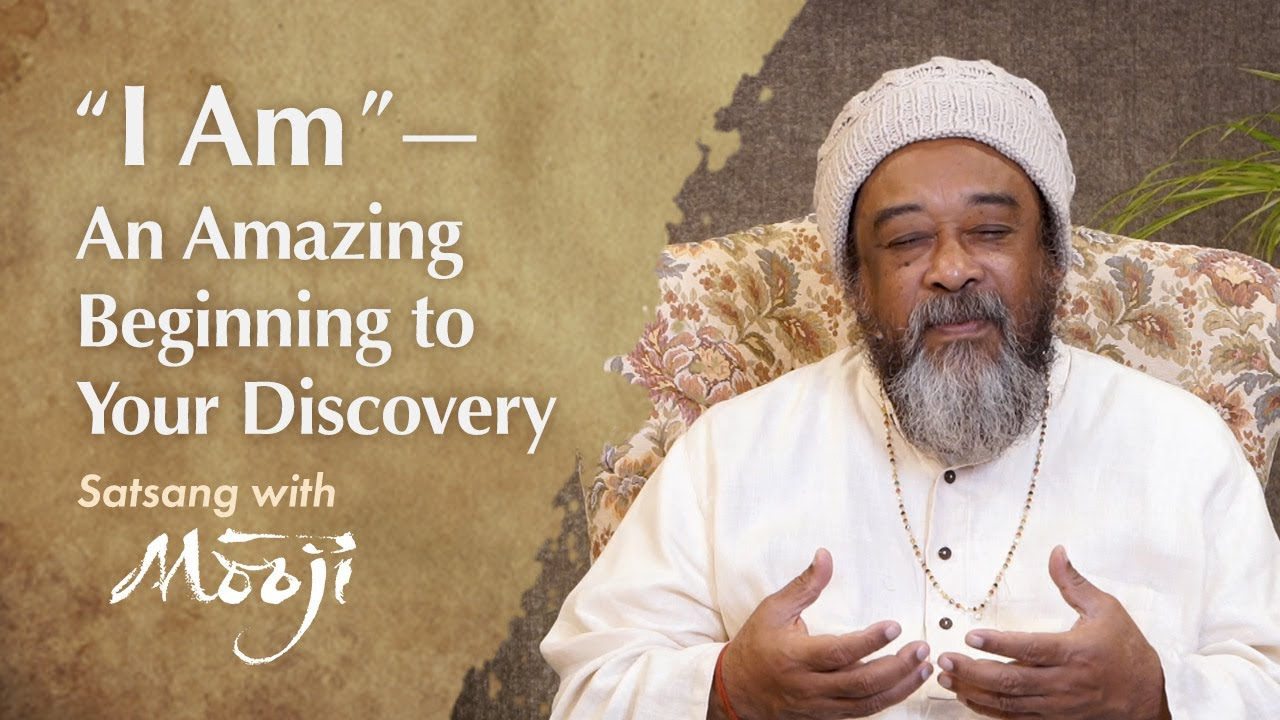 """""""I Am"""" 🙏 This Is Going to Be an Amazing Beginning to Your Discovery 🙏 Mooji"""