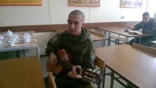 Башкорт в армии