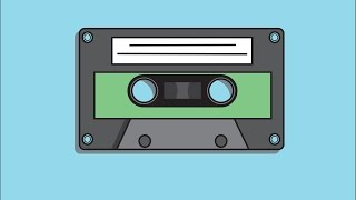 Create a vector retro cassette - Adobe illustrator tutorial