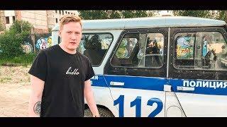 Тест-драйв на мусорской УАЗ от Кашина (Данилки)