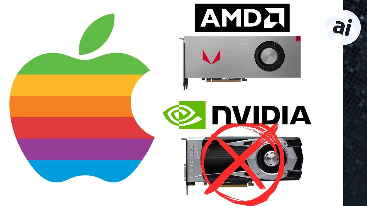 Video: Nvidia support was abandoned in macOS Mojave, and here's why