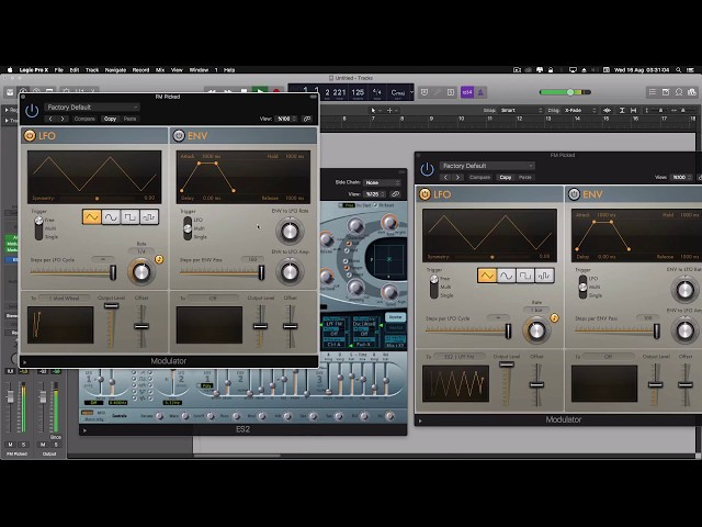 Logic Pro - Learn Plug-in Parameter