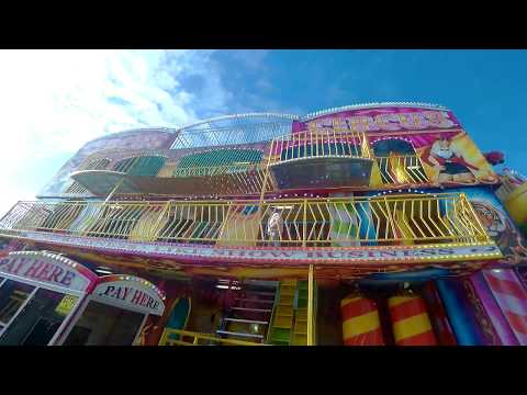 John Stoke's Circus Funhouse walkthrough