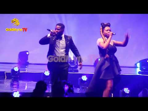 FALZ AND YEMI ALADE'S PERFORMANCE AT 'THE FALZ EXPERIENCE CONCERT'