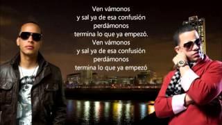 Daddy Yankee Ft. J Alvarez - El Amante con Letra