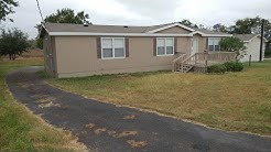 Move in Ready Double Wide Home for sale in Sutherland Springs, Tx