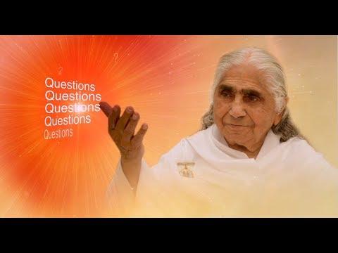 Your Questions Dadi's Answer   Ep 07   Dadi Janki ji   Brahmakumaris