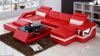 видео круглый диван кровать