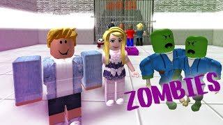 INVASIONS DE ZOMBIES - ROBLOX