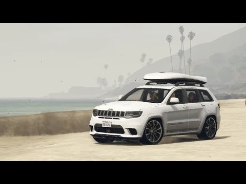 Gta 5 2018 Jeep Grand Cherokee Trackhawk Series Iv Youtube