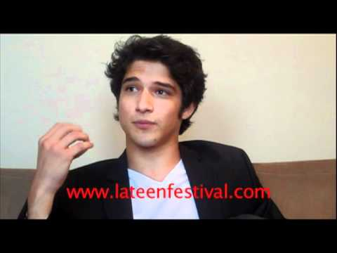 Tyler Posey from Teen Wolf talks about werewolves and ...