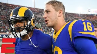 Rams rally through adversity for win vs. Seahawks | SportsCenter