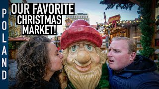 MOST UNDERRATED Christmas Market | Wroclaw, Poland Travel Vlog (top things to do in Wroclaw)