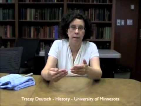 Tracey Deutsch: Food History, Gender and Capitalism (Full)