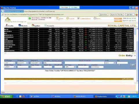 CSE Internet Trading
