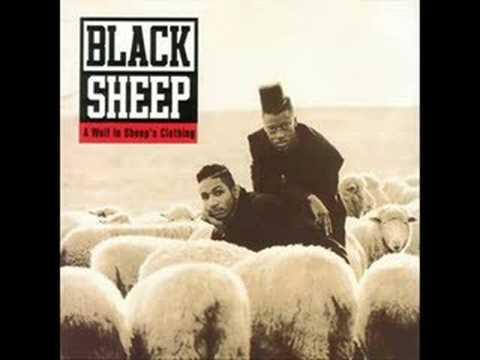 Black Sheep U mean Im not