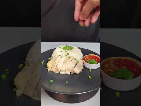 ทำข้าวมันไก่ในหม้อหุงข้าวง่ายมากกก!!!