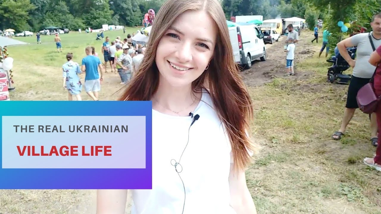 Very Village Vlog from Ukraine || Should Watch