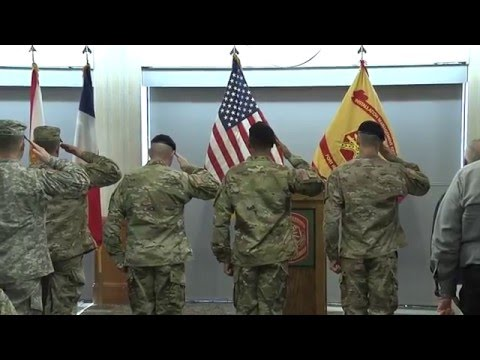 USAG Fort Riley, KS Change of Responsibility