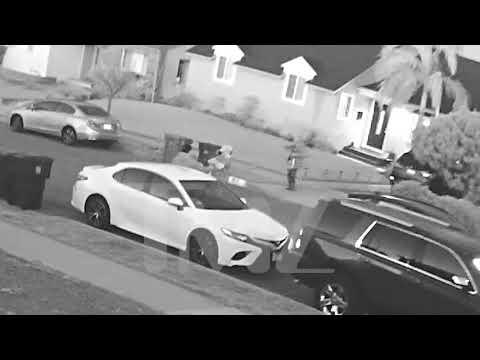 Adam Hicks robs victim (to