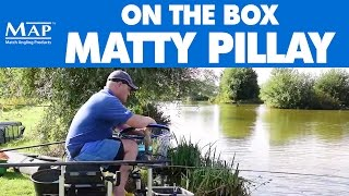Скачать MAP Fishing Matty Pillay On The Box Live Match Footage Lindholme Lakes