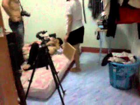 เบื้องหลังการถ่ายทำวีดีโอหนังสั้น (กรูว่าหนังเกย์ชัดๆ) 55555