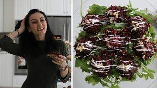 Вкусный и Полезный Салат из Авелука (Конский Щавель) и Свёклы - Рецепт от Эгине - Heghineh