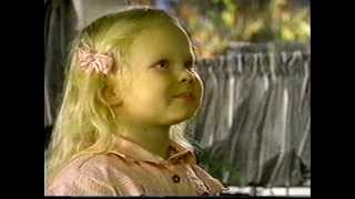Thora Birch  age 4 Quaker Oats ad 1987