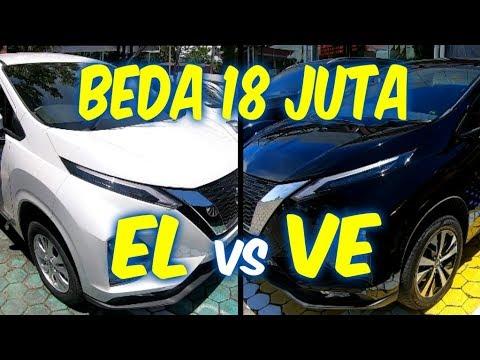 Beda 18 Juta, Inilah 12 Perbedaan Nissan Livina 2019 Tipe EL Dengan Nissan Livina 2019 Tipe VE