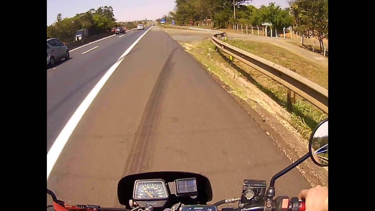 Top Speed Xt 225 - YouTube