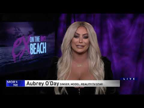 Adam Rivers - Aubrey O'Day claims Donald Trump Jr. and her are soulmates
