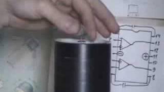 Опыты с трансформатором Тесла(, 2009-09-23T17:57:15.000Z)