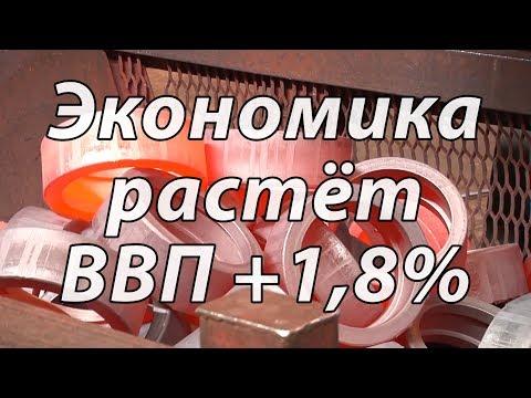 Экономика России. Итоги 2018
