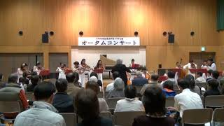 Chaconne g Vitali orchestra-version11年Oct30芦塚陽二指揮八千代生涯主催