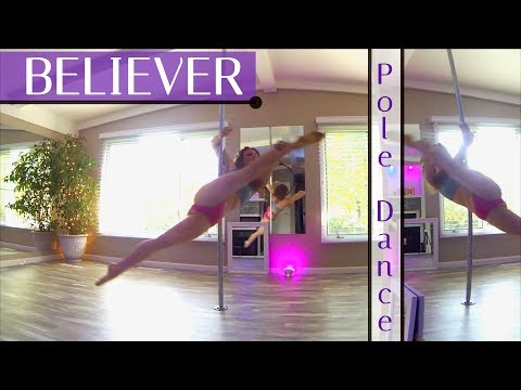Believer : Pole Dance Workout : Imagine Dragons