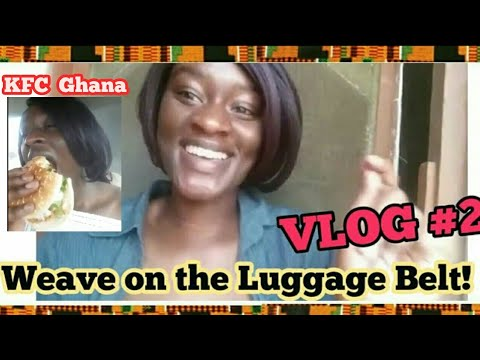 I LOVE ACCRA ◇ KFC EXPERIENCE | GHANA VLOGS - EXPLORE WITH ME | MOVING TO GHANA-WEST AFRICA
