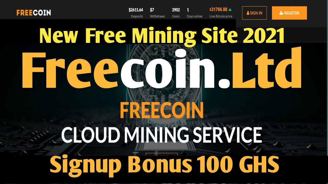 free ghs bitcoin