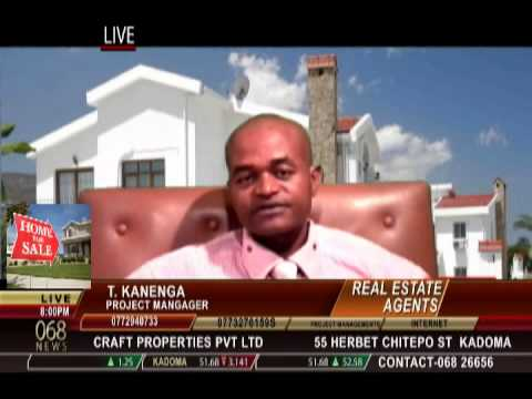 Craft Properties  Zimbabwe  Mr Kanenga{General Manager}  Interview