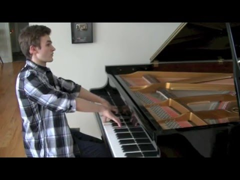 Shawn Mendes: Never Be Alone (Elliott Spenner Piano Cover)