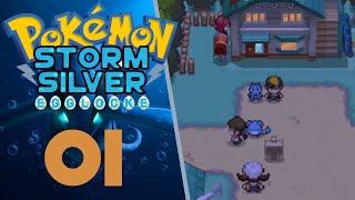 Egglocke sur Pokémon Storm Silver (FR) #01 : Tu veux des bonbecs ?